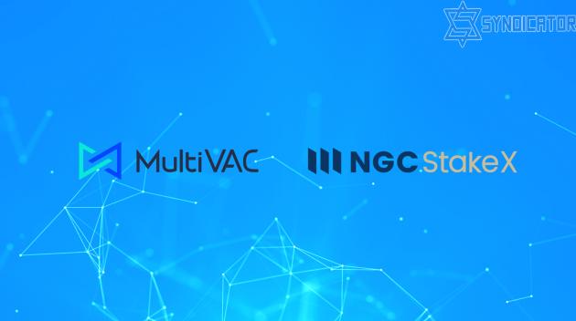 NGC StakeX chính thức trở thành Node khai thác MultiVAC