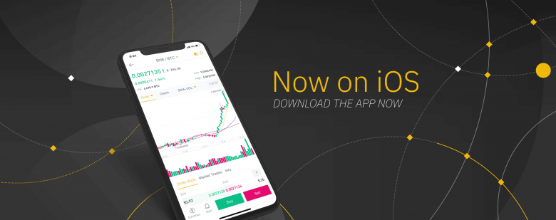 Binance ios app