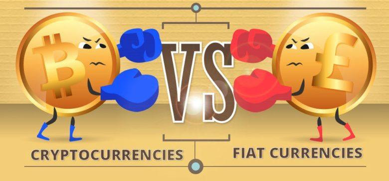 Sự khác biệt giữa Tiền tệ Fiat và Tiền điện tử