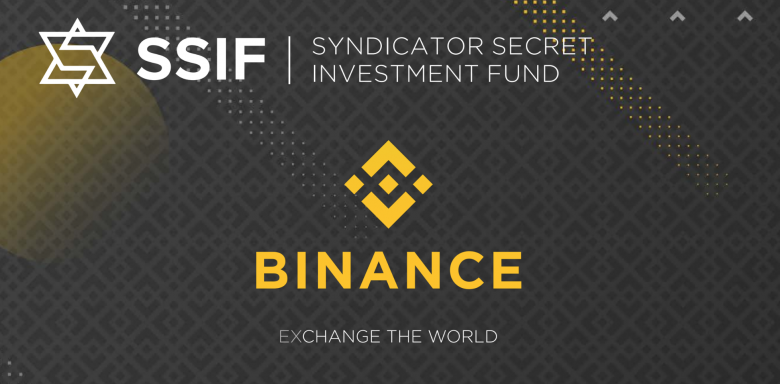 Syndicator Issue 1 – SSIF (BNB Coin) của sàn giao dịch Binance