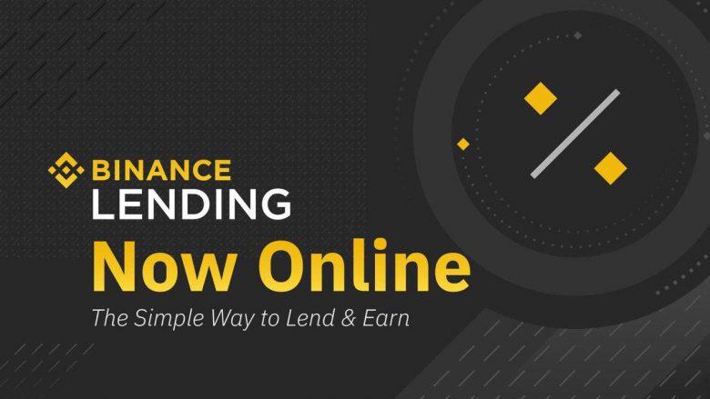 Binance Lending - Những điều cần biết.