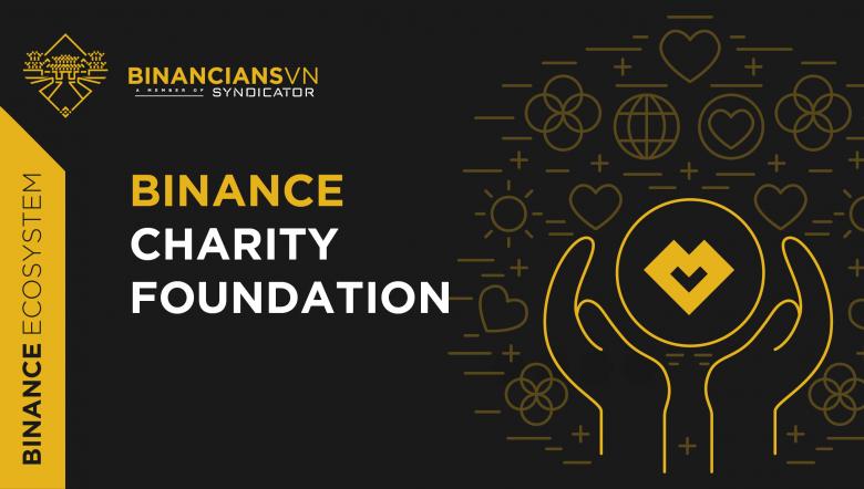 Binance BCF - Blockchain Charity Foundation