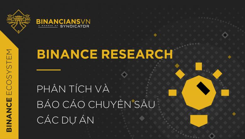 hệ sinh thái binance - binance research
