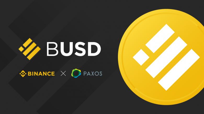 Paxos + Binance = BUSD