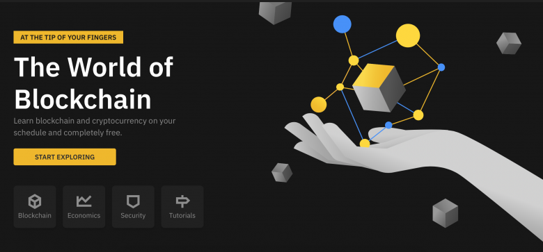 Binance Academy - Học viện về Cryptocurrency
