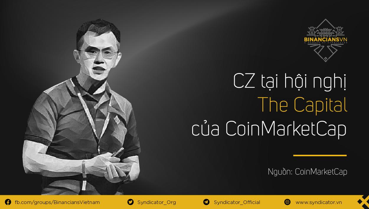 Hậu trường The Capital: CEO của Binance CZ nói về yếu tố quyết định để Crypto được sử dụng rộng rãi