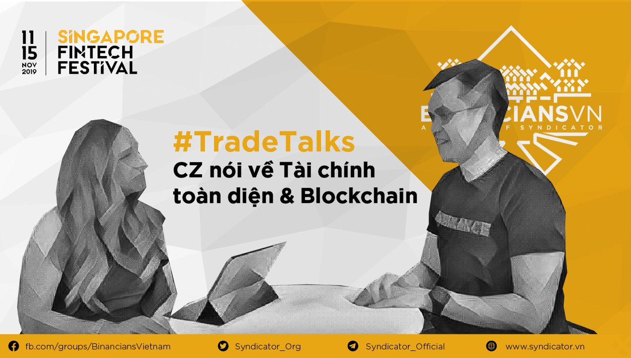 #TradeTalk: Blockchain là mảnh ghép còn thiếu để đạt được nền tài chính toàn diện?