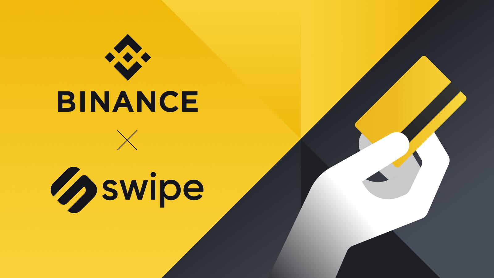 Binance đã hoàn tất thương vụ mua lại Swipe   Syndicator