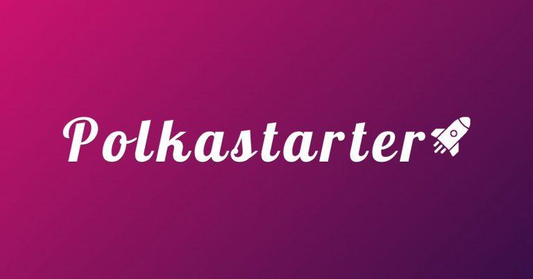 Polkastarter thông báo huy động được 875.000 $ để khởi chạy dự án sàn DEX đầu tiên trên Polkadot | Syndicator