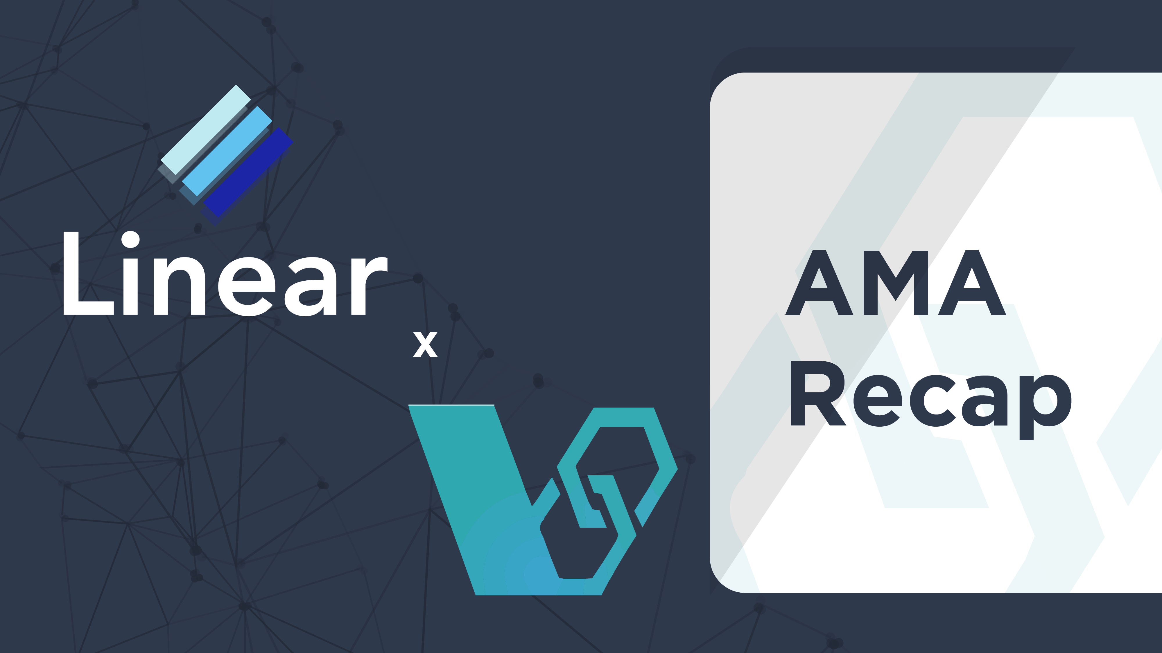AMA Recap || VBC X Linear Finance | Syndicator