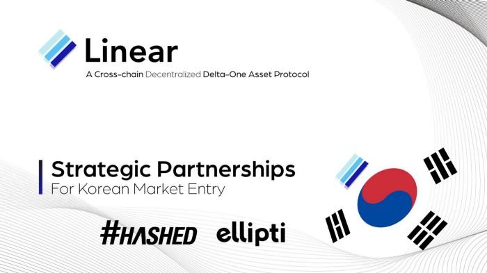 Linear Finance tỏ rõ ý định gia nhập vào thị trường Hàn Quốc - Syndicator