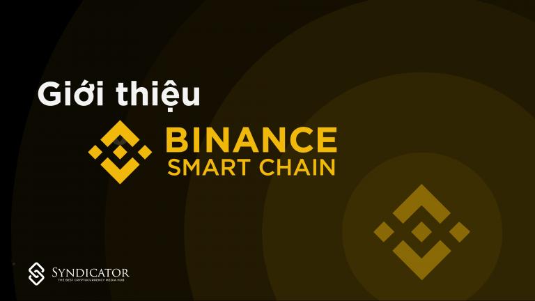 Giới thiệu Binance Smart Chain (BSC) - Syndicator