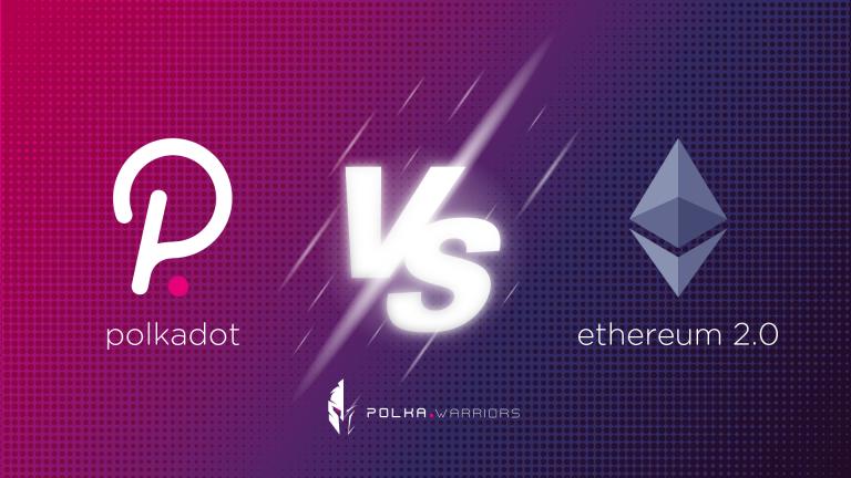 PolkaDot vs Ethereum 2.0 - Syndicator