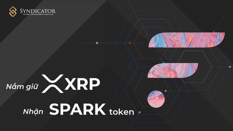 Nắm giữ XRP - nhận SPARK token - Syndicator
