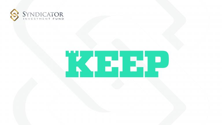 Risky Portfolio - Keep Network ($KEEP) - Syndicator