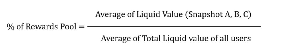Phần thưởng staking trên linear finance mainnet - LINA token - syndicator