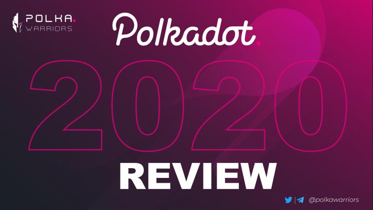 Polkadot: Một năm nhìn lại - Polkadot review 2020 - Polkadot Defi - Dot token - syndicator
