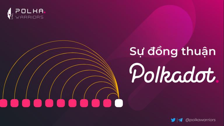 Sự đồng thuận của Polkadot - Syndicator