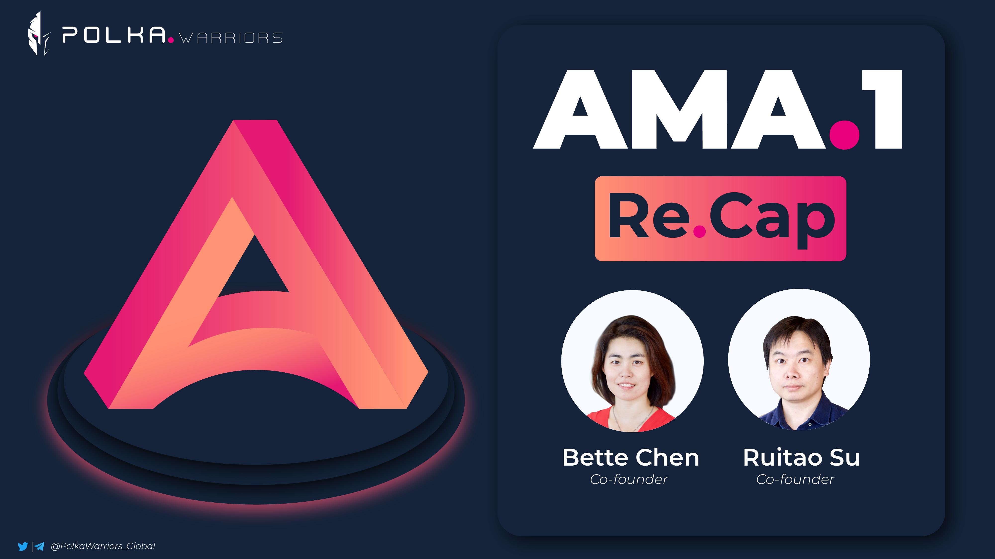 AMA Recap    PolkaWarriors x Acala Network
