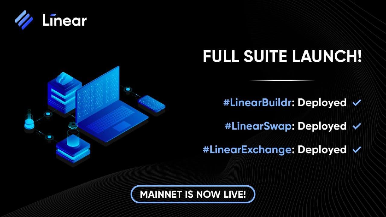 Linear ra mắt Linear.Exchange Mainnet V1.0 - syndicator