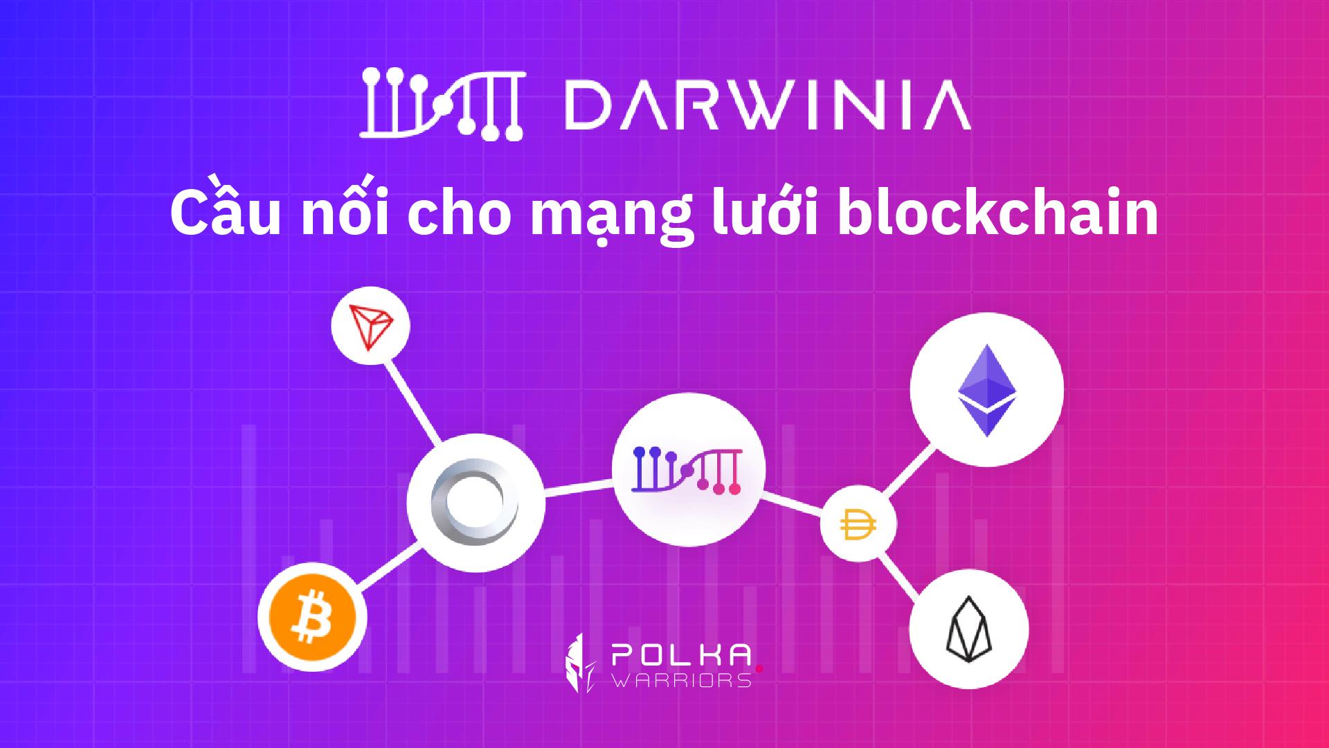 DARWINIA: Cầu nối cho mạng lưới blockchain - Syndicator