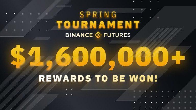 Giải đấu Binance Futures Mùa Xuân 2021